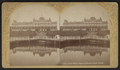 Fort Wm. Henry Hotel from dock, by Stoddard, Seneca Ray, 1844-1917 , 1844-1917 4.png