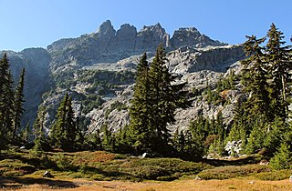 Four Brothers (Cascade Range)