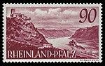 Fr. Zone Rheinland-Pfalz 1948 41 Pfalz bei Kaub, Burg Gutenfels.jpg