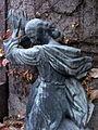 Fragment nagrobka z Jezusem na Golgocie.JPG
