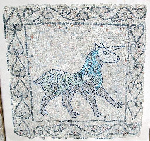 Frammenti di mosaico pavimentale del 1213, 13
