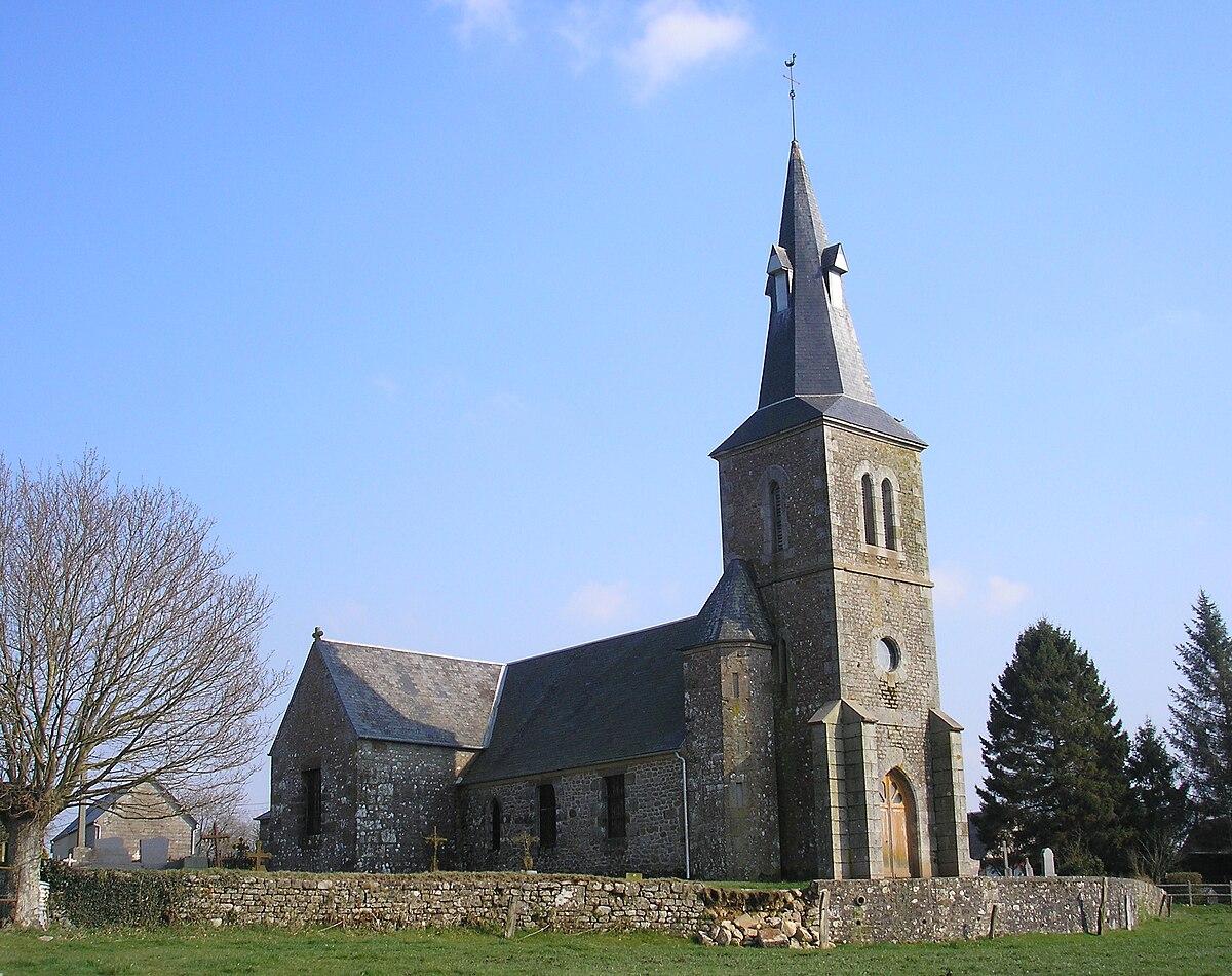 Saint germain de tallevende la lande vaumont wikipedia for La quincaillerie saint germain