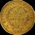 France 1807-A 40 Francs (B).png