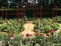 France Loir-et-Cher Festival jardins Chaumont-sur-Loire 2005 05 Les roses d autrefois 01.jpg