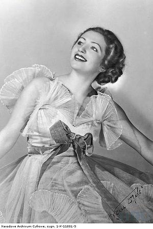 Franceska Mann - Mann as stage performer