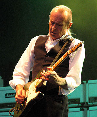 Francis Rossi - Performing with Status Quo in Örebro, Sweden on 18 July 2007