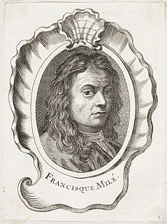 image of Francisque Millet (Jean François Millet I) from wikipedia