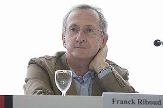 Franck Riboud - Franck Riboud in MEDEF Summer University '08