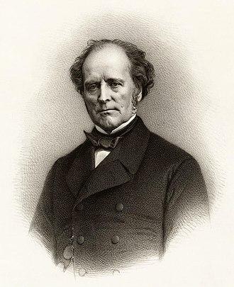 François Mignet - François-Auguste Mignet