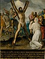 Frans Pourbus (I) - The crucifixion of St. Andrew.jpg