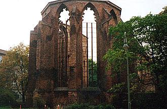 Alt-Berlin - Image: Franziskaner Klosterkirche Berlin Mitte