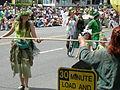 Fremont Solstice Parade 2007 - leprechauns 01.jpg