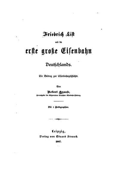 File:Friedrich List und die erste grosse Eisenbahn.djvu