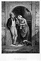 Friedrich Wilhelm Heinrich Theodor Hosemann (1807 – 1875), Lithographie 1858, Der neue Pfeifenkopf, D1108.jpg