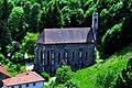 Friesach Heiligblutkirche vom Petersberg 21052009 11.jpg