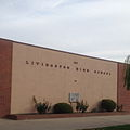 Front of Livingston High School.JPG