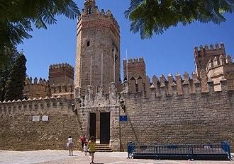 El Puerto de Santa María - San Marcos Castle