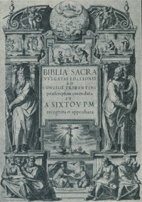 Frontispiece of the Sixtine Vulgate 2.png