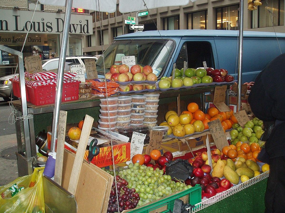 Comida callejera - Wikipedia, la enciclopedia libre