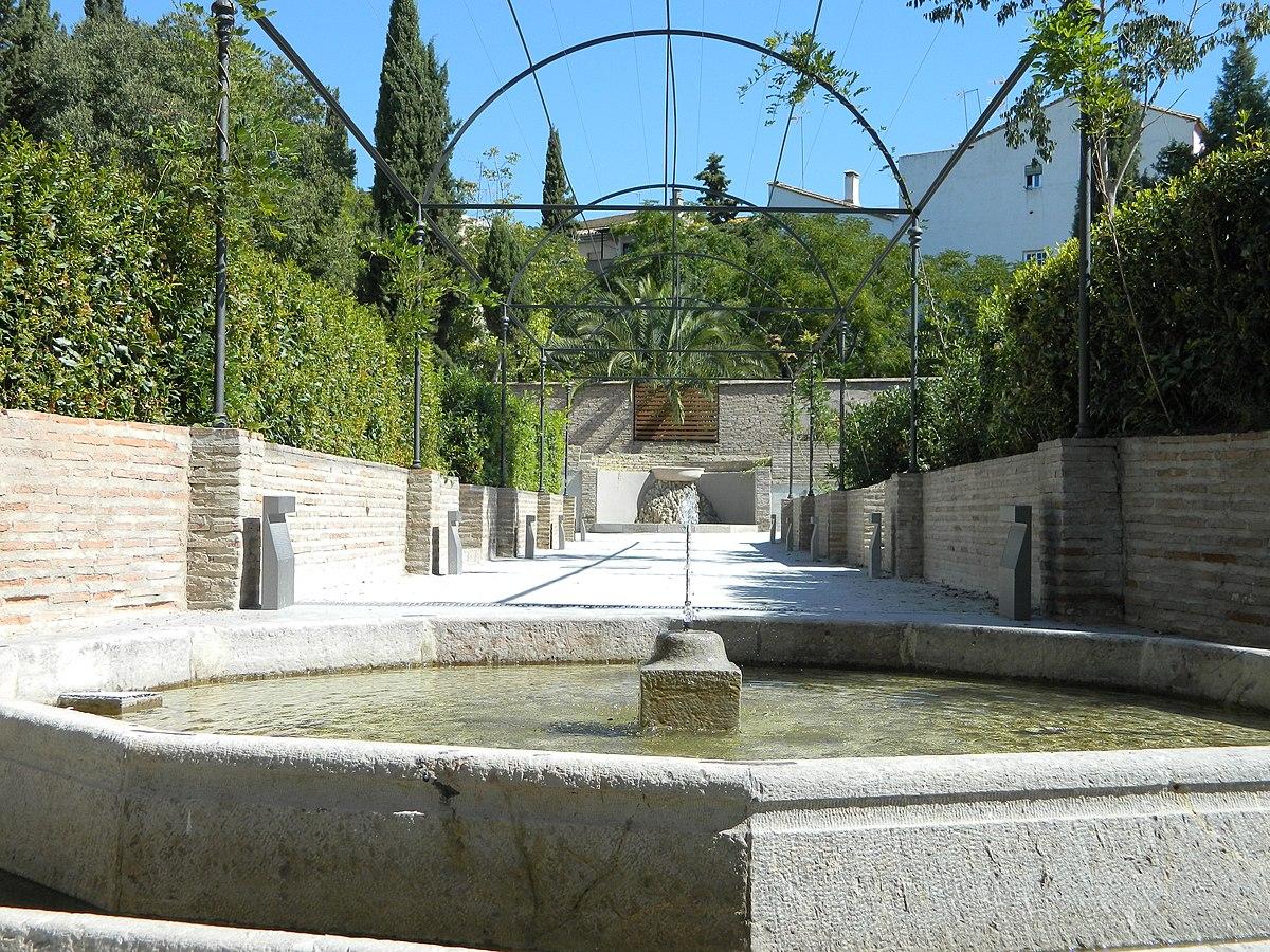 Fuente central Cuarto Real.JPG