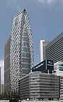 Fuji Heavy Industries headquarters & Cocoontower.jpg
