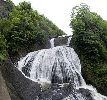 袋田の滝(茨城県久慈郡大子町)