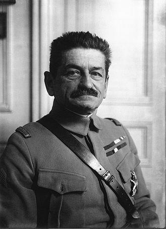 Charles Mangin - General Mangin