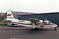 G-BFNV 2 Britten Norman BN-2A-26 Islander Air Furness MAN JUN88 (13532586075).jpg
