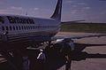G-BJCV Boeing 737-204 Adv Britannia Airways, Birmingham - International UK, August 1989. (5550109023).jpg