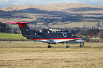 G-GMAD Beech 350 King Air GAMA Aviation (25578886212).jpg