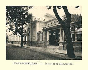 G.-L. Arlaud-recueil Vals Saint Jean-embouteillage, entrée de la manutention-01.jpg