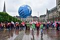 G20-Protestwelle Hamburg Rathausplatz 15.jpg
