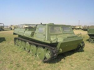 Гусеничный транспортер гт см 1 транспортер т 5 с пробегом в белоруссии