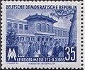 GDR-stamp Leipziger Frühjahrsmesse 1955 Mi. 448.JPG
