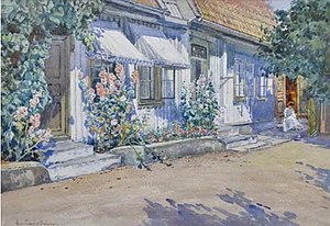 Anna Gardell-Ericson - Image: G Ericson Street