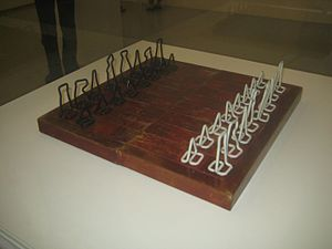 GULAG chess. M.Botvinnik central house of chessplayer 02 by shakko.jpg