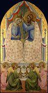 Gaddi Agnolo Coronation