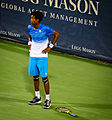 Gael Monfils at the Legg Mason Tennis Classic 2011 (003).jpg