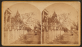 Galveston, Texas. (View of a residential street.), by P. H. Rose.png