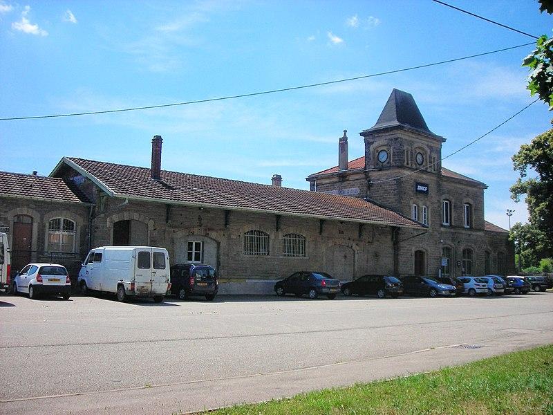 Gare de Creutzwald (France)
