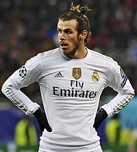 200px Gareth Bale 2015 %289%29 Real Madrid CF le plus grand club du monde