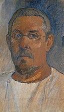 Gauguin - Portrait de l'artiste par lui-même, 1903.jpg