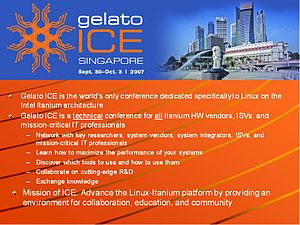 Gelato Federation - Gelato ICE
