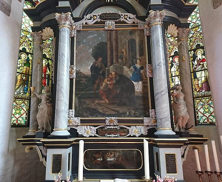 File:Gemäldeepitaph Höltich (Altarbild).jpg
