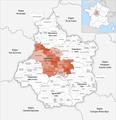 Gemeindeverbände im Département Loir-et-Cher 2018.png