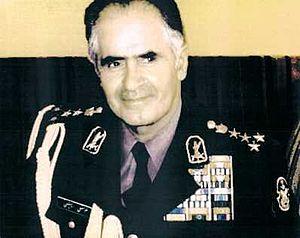 Gholam Ali Oveissi - General Gholam-Ali Oveissi