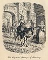 George Cruikshank - Tristram Shandy, Plate IV. The long-nosed Stranger of Strasburg.jpg