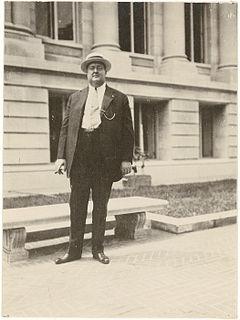 George Gustav Heye collector of Native American artifacts