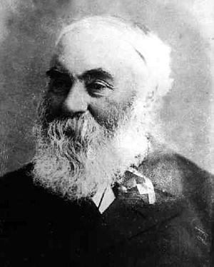 George Hamilton (Australian police officer) - Image: George Hamilton, Commissioner of Police for South Australia, 1867 1881