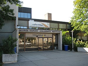 George Harvey Collegiate Institute.JPG